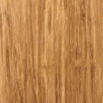 PlybooStrand bamboo plywood installation - Sahara color