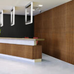 liner sound collection in office reception room - LS14