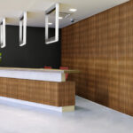 liner sound collection in office reception room - LS15