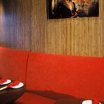 panelling tambour raw rohan lounge