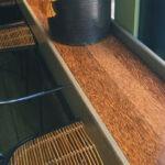 plywood durapalm willis raw bar detail