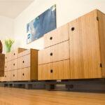 plywood edge grain Factory1 dresser