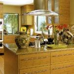 plywood flat grain kitchen godby