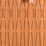 plyboo sound wall panel pane A6
